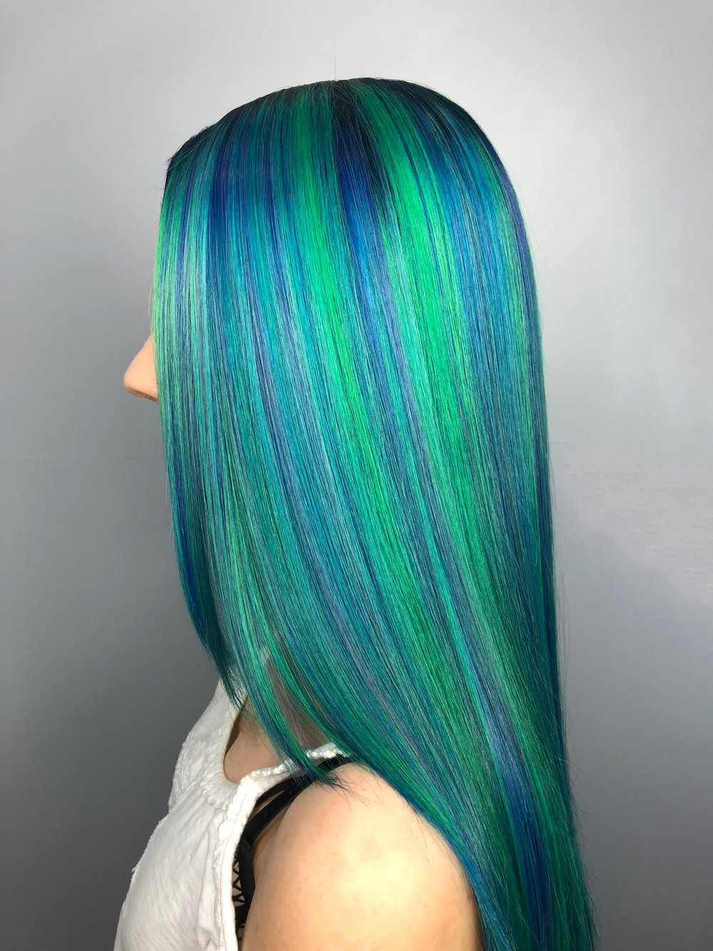 Georgia Bell Hairdresser