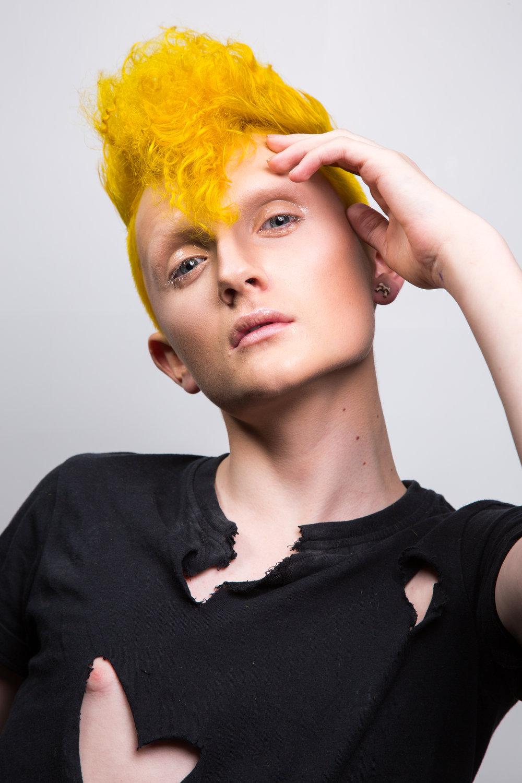 Georgia Bell Hair Colour