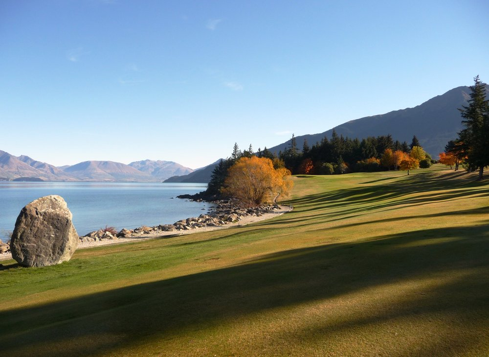 Queenstown Golf Course
