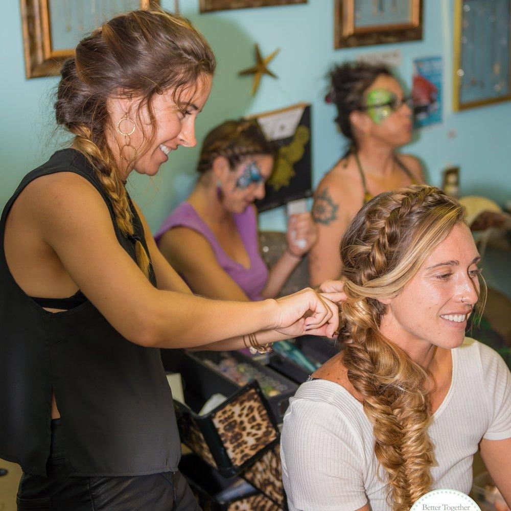 Bree Rubin Hair