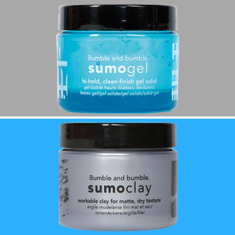 pucci may new products bumble and bumble sumogel sumoclay