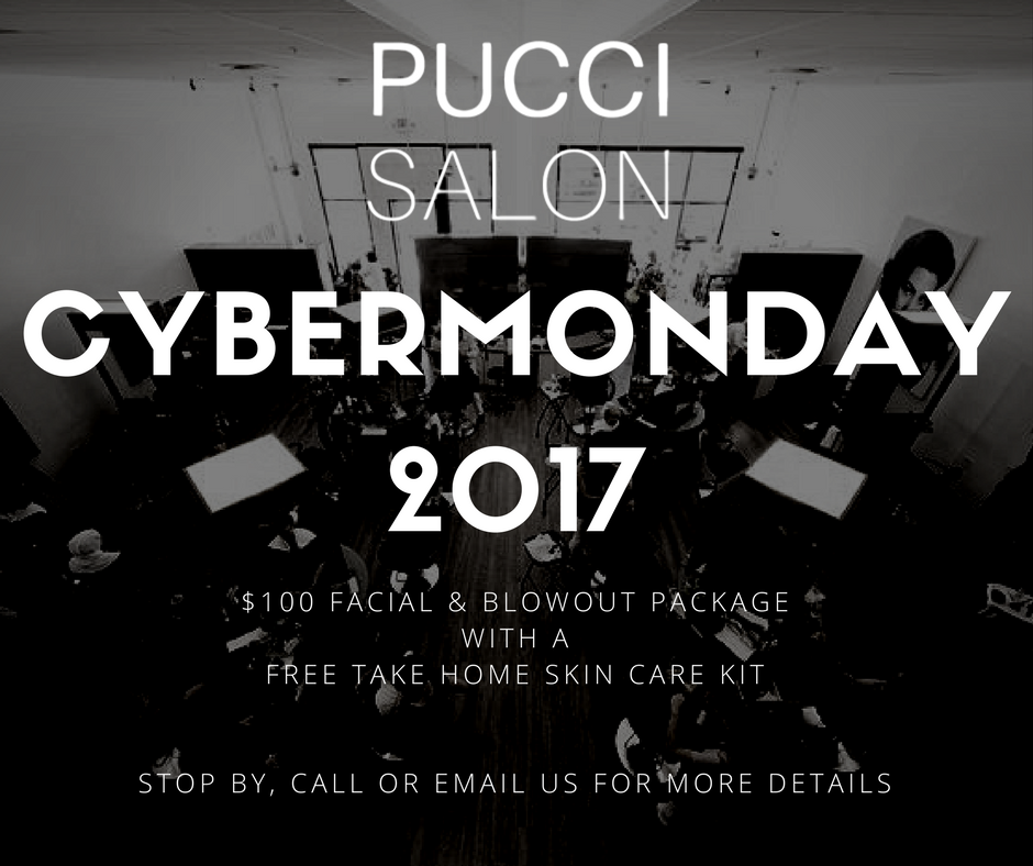 cyber monday 2017 pucci salon