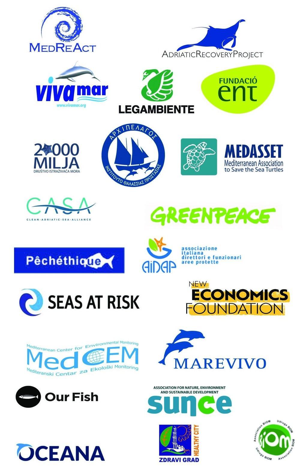 Jabuka Pit FRA Letter NGO Logos