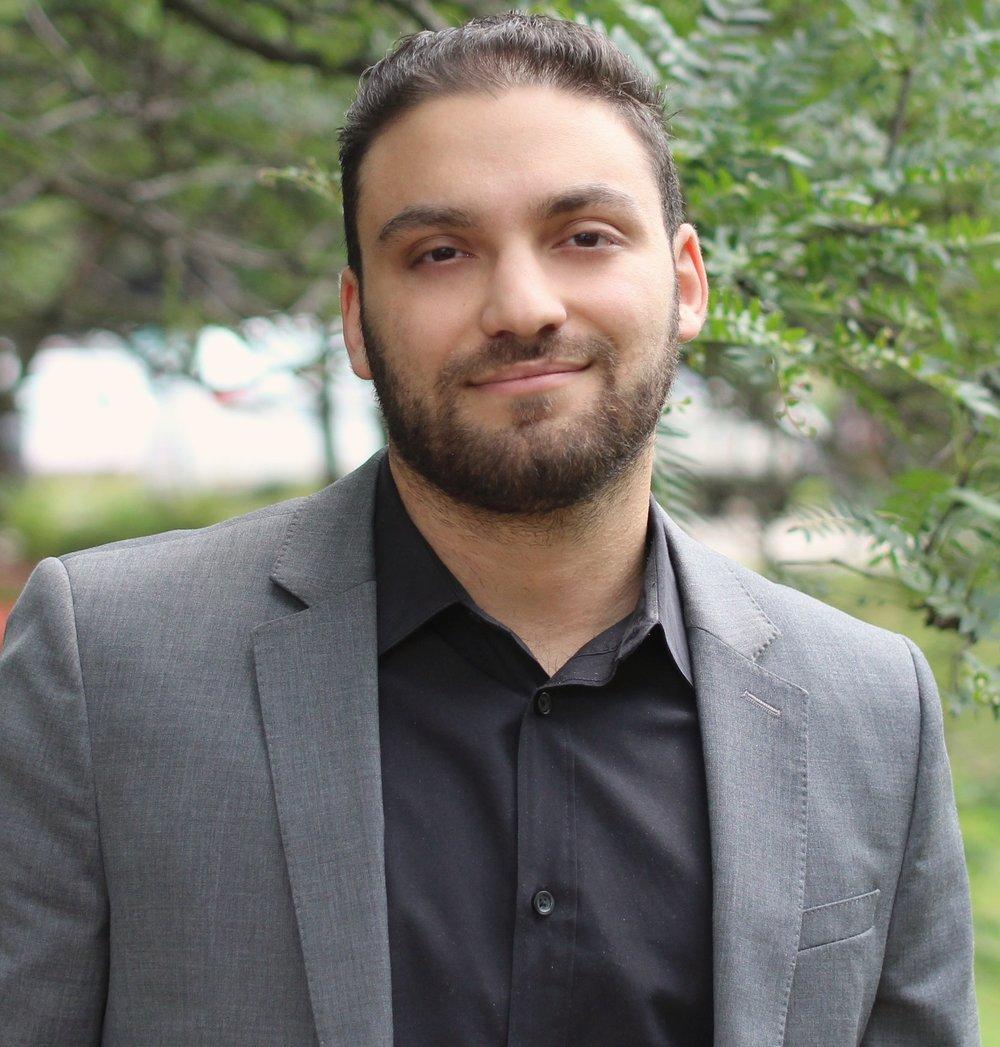 Samir Karam, Legal Clerk