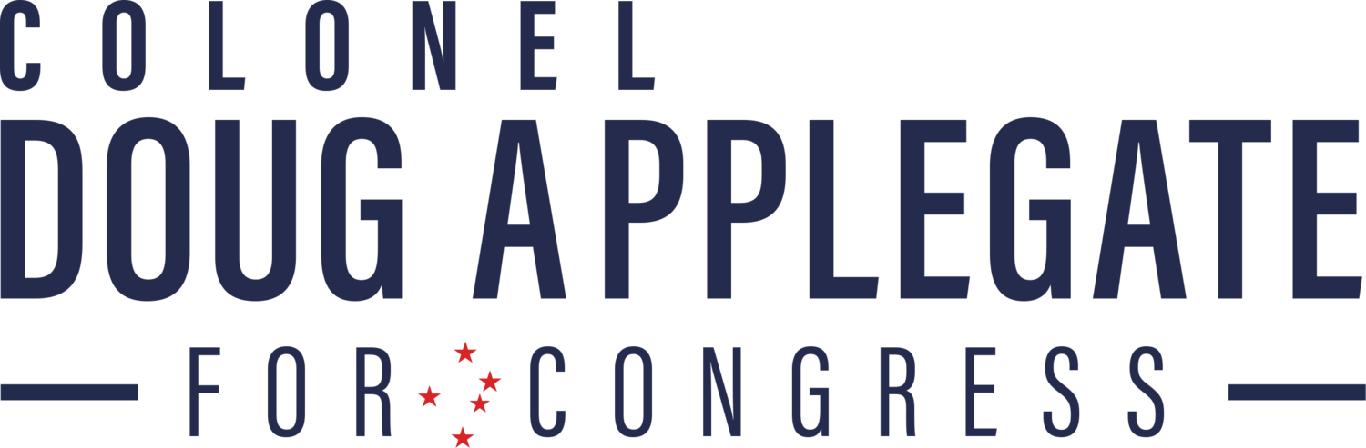 Doug Applegate for Congress | CD-49
