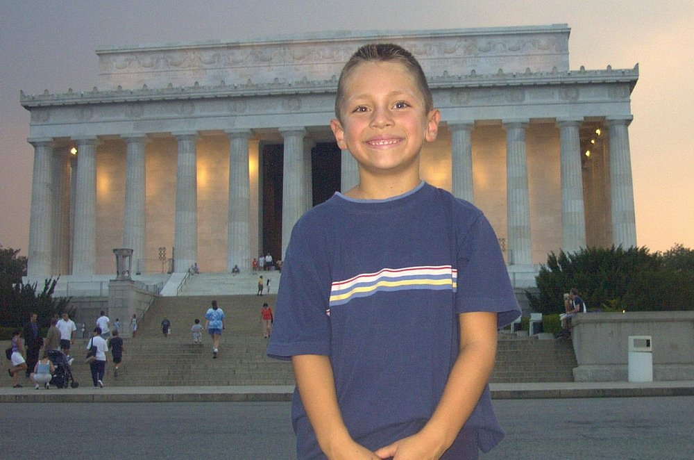 LR & Lincoln Memorial.JPG
