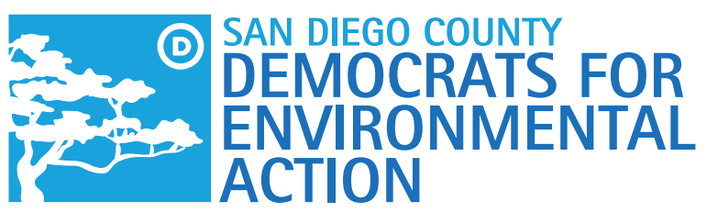 Image result for san diego county democrats for environmental action
