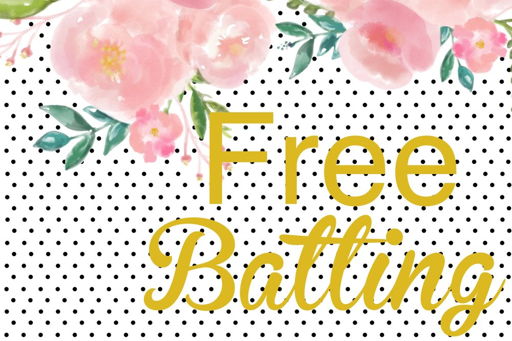 Spring Special  : Happy Spring! Free Poly or Blend Batting for all quilts excluding King size. Only includes batting from the roll and in stock and does not include special orders. Quilts   must be received by May 31, 2018!