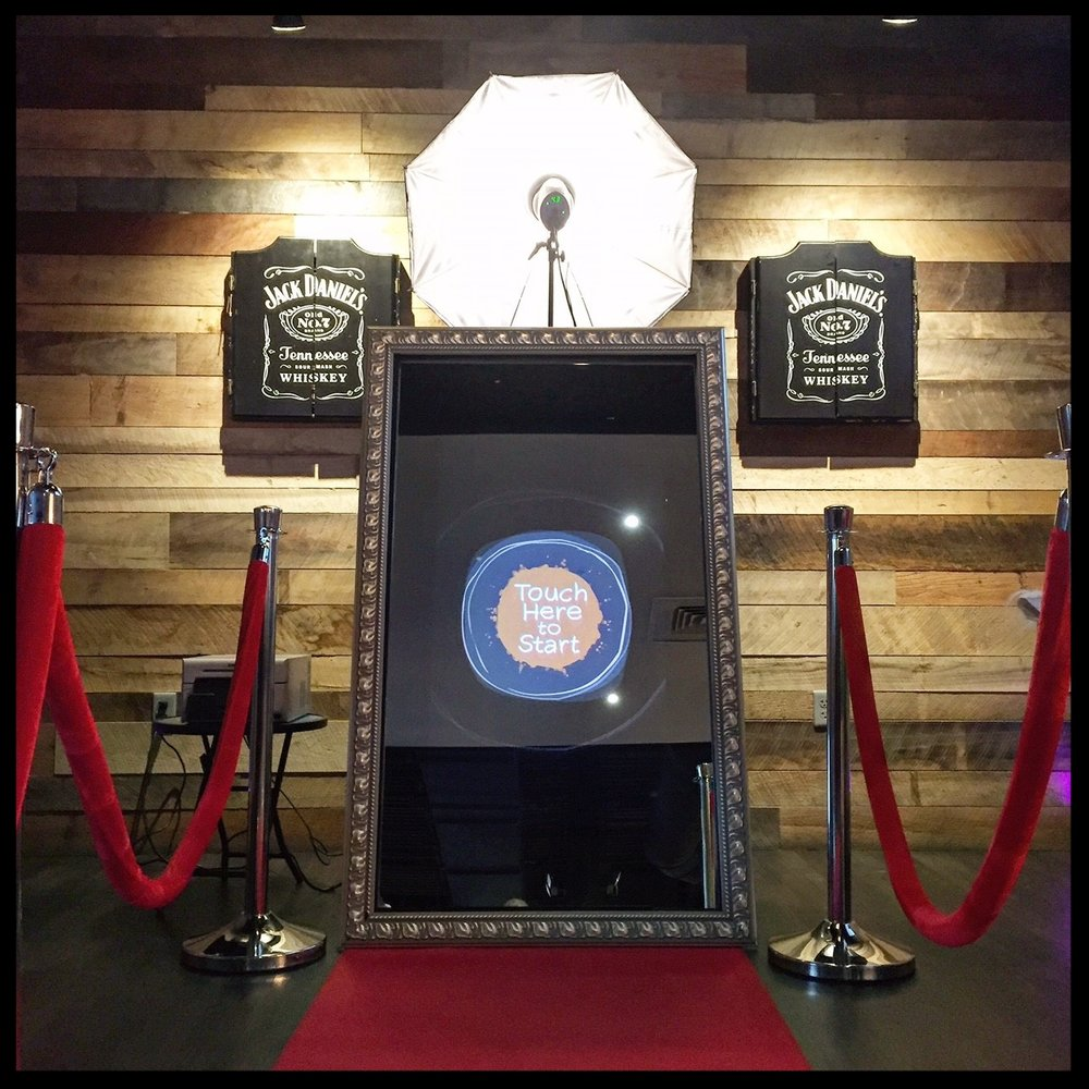 Photo booth rental in Kansas City