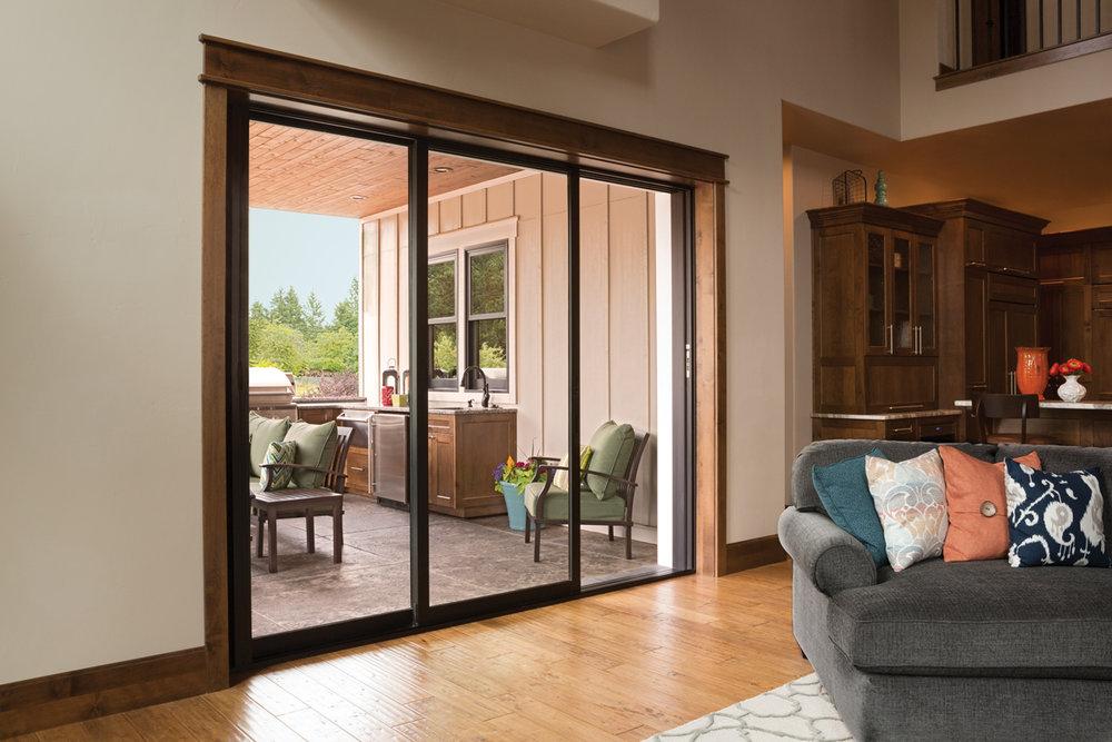 Milgard Essence Samson Door Window