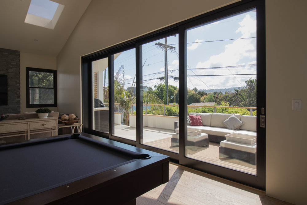 For The Ultimate Indoor Outdoor Lifestyle, Multi Slide Patio Doors Can Be  Completely Concealed In The Wall When Opened. Paired With Our Flush Lock  With A ...