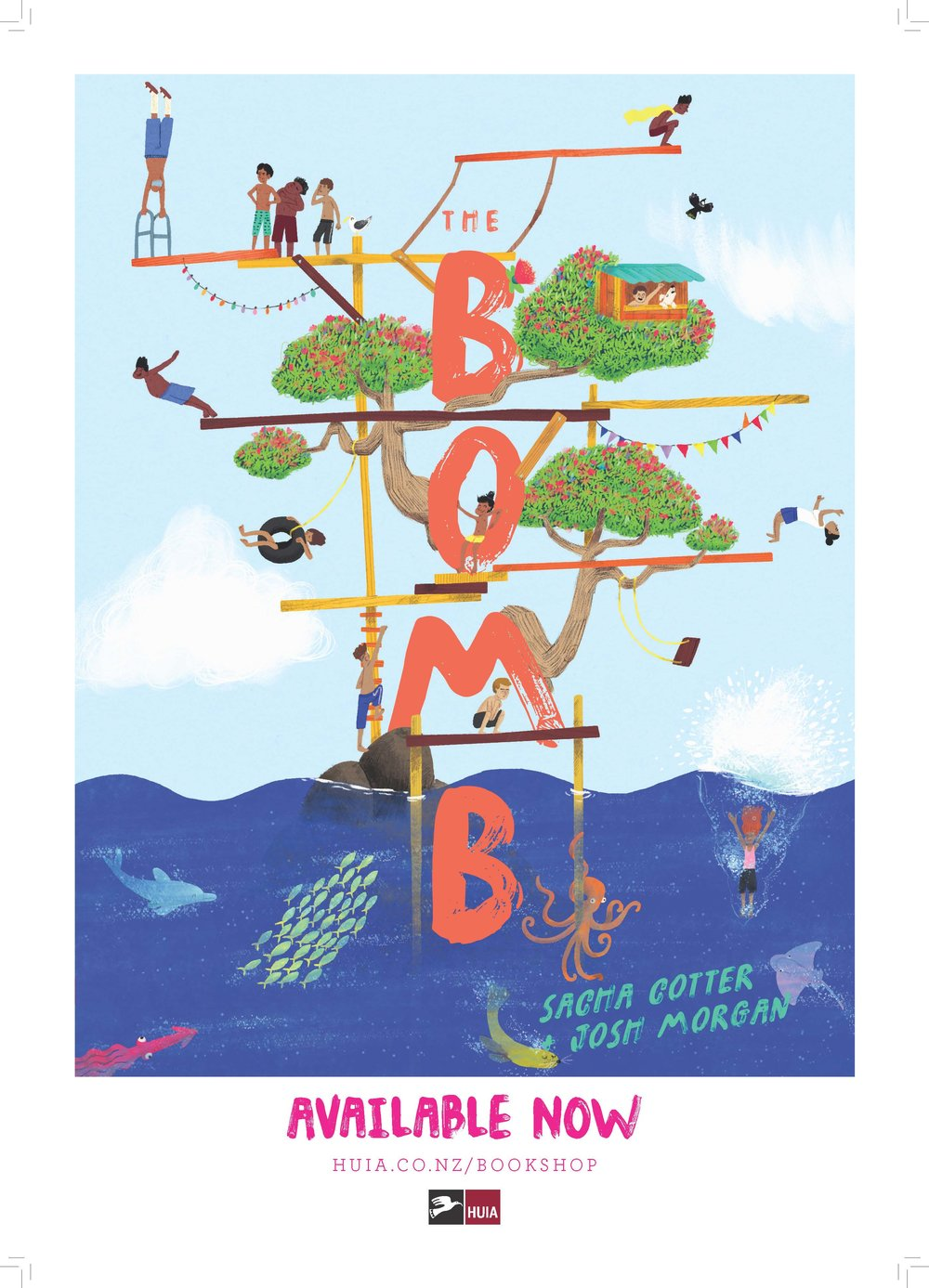The Bomb - Poster