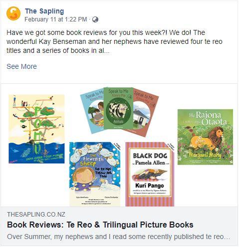 Sapling te reo book reviews.JPG