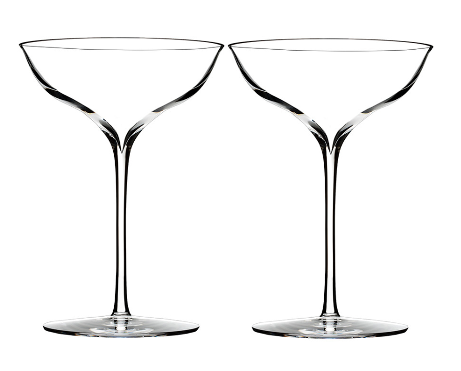 The Little Directory Vinoteca Champagne Cocktail Saucer