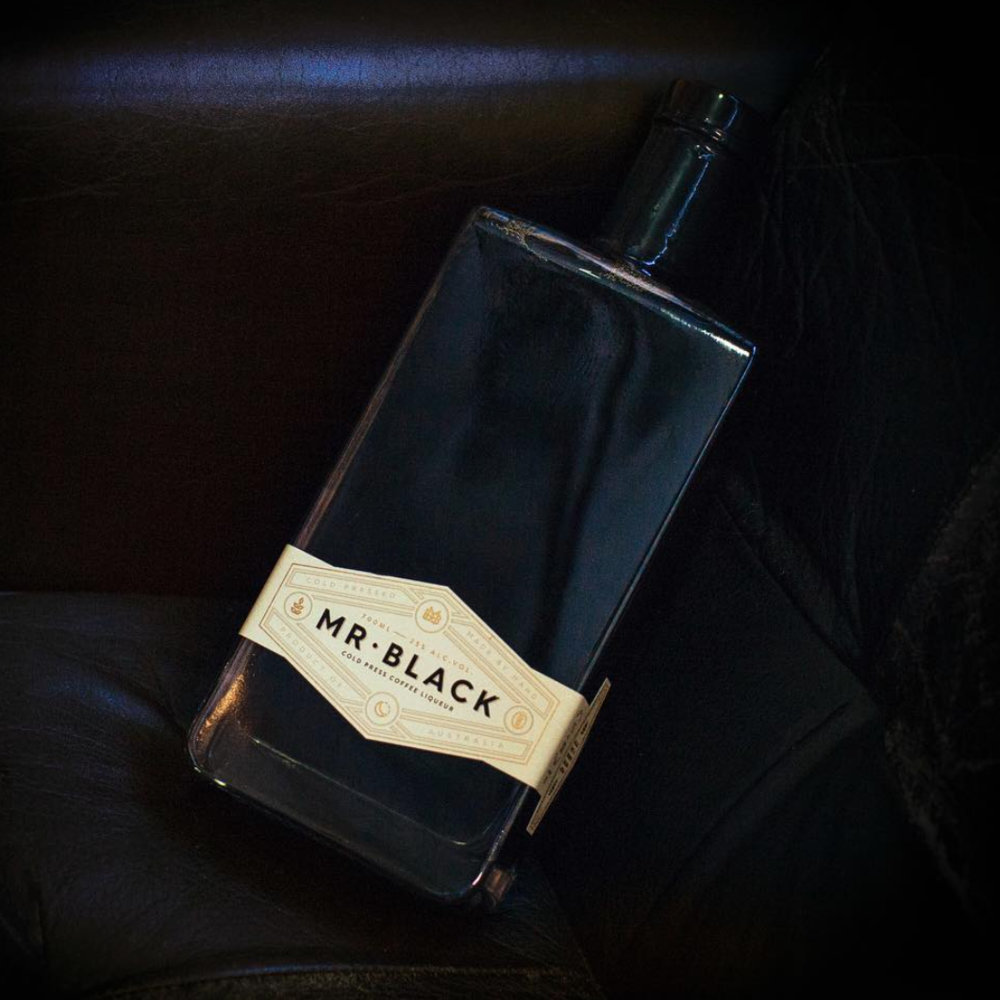 The Little Directory - Mr Black