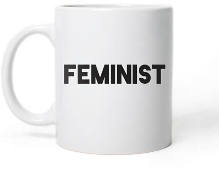 The Little Directory - feminist mug