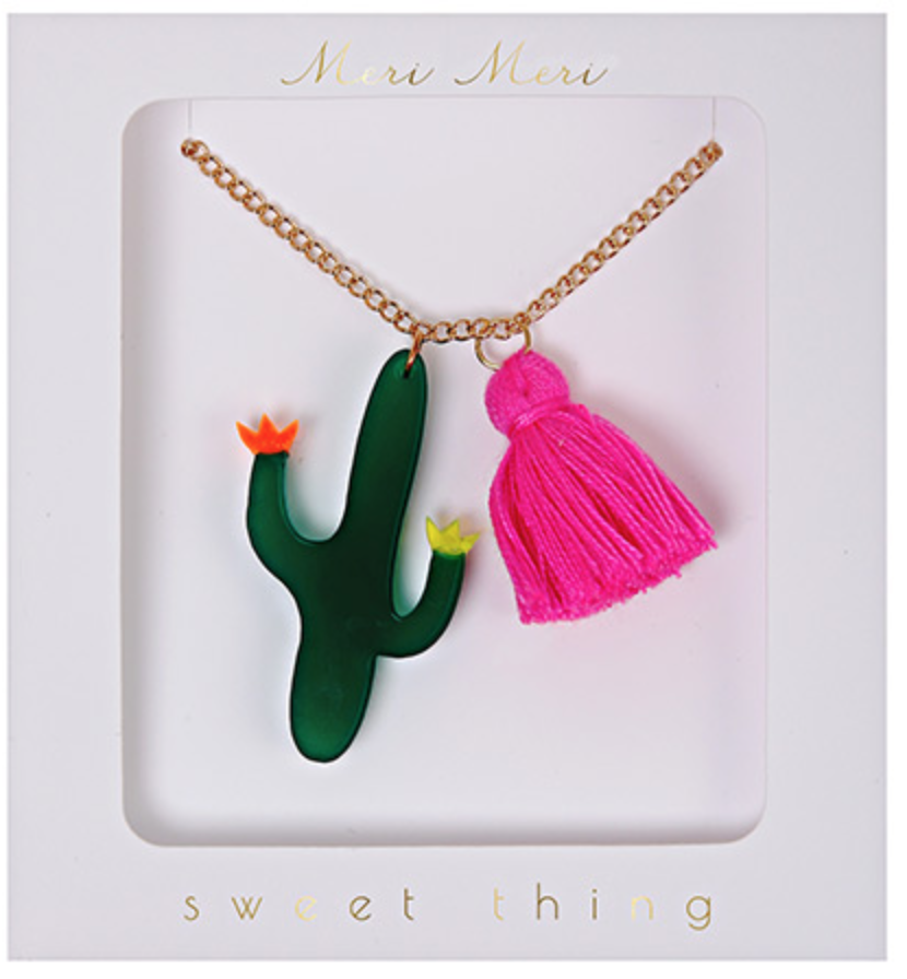 The Little Directory - meri meri necklace