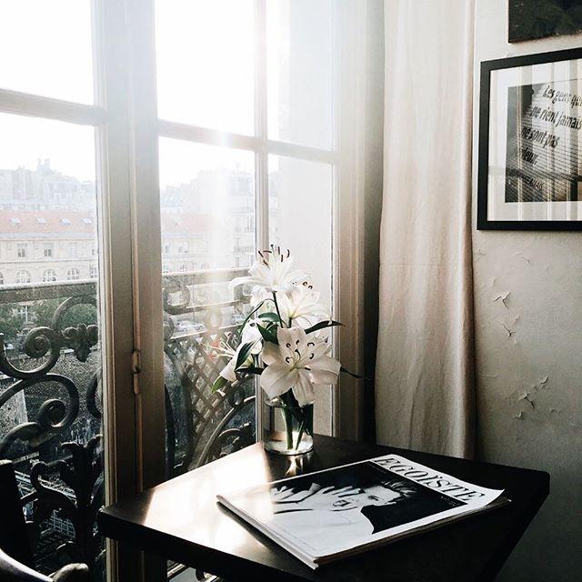 We'll always have Paris. ———— #parismaville #parisian #loft