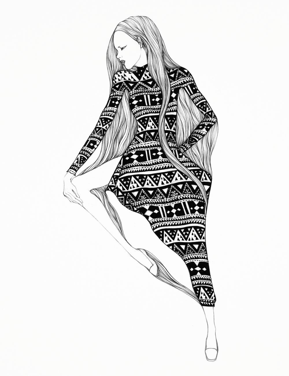 A Dancer