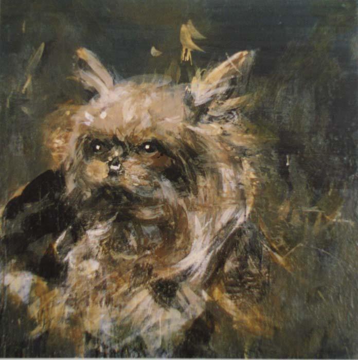 Robespierre's dog Brount
