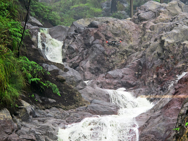 Banyupahit River with drone. Photo: Paul Macklin