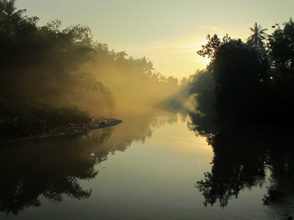 Ijo Gading River