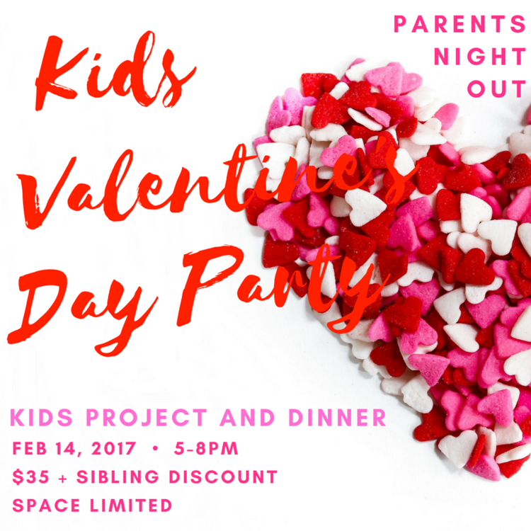 Valentine S Day Date Night At The Village Mint Studio