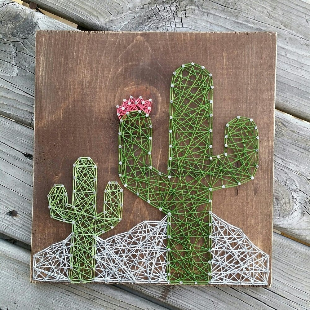 Cactus String Art.Mint Studio.jpg