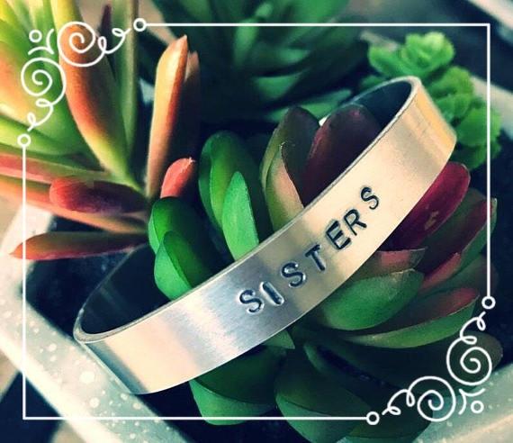 Sisters - Custom cufffs