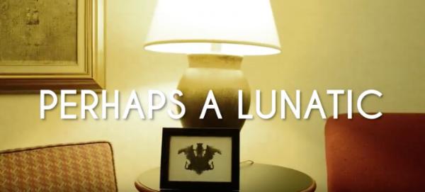 Perhaps a Lunatic—Directed by Matt O'Connor