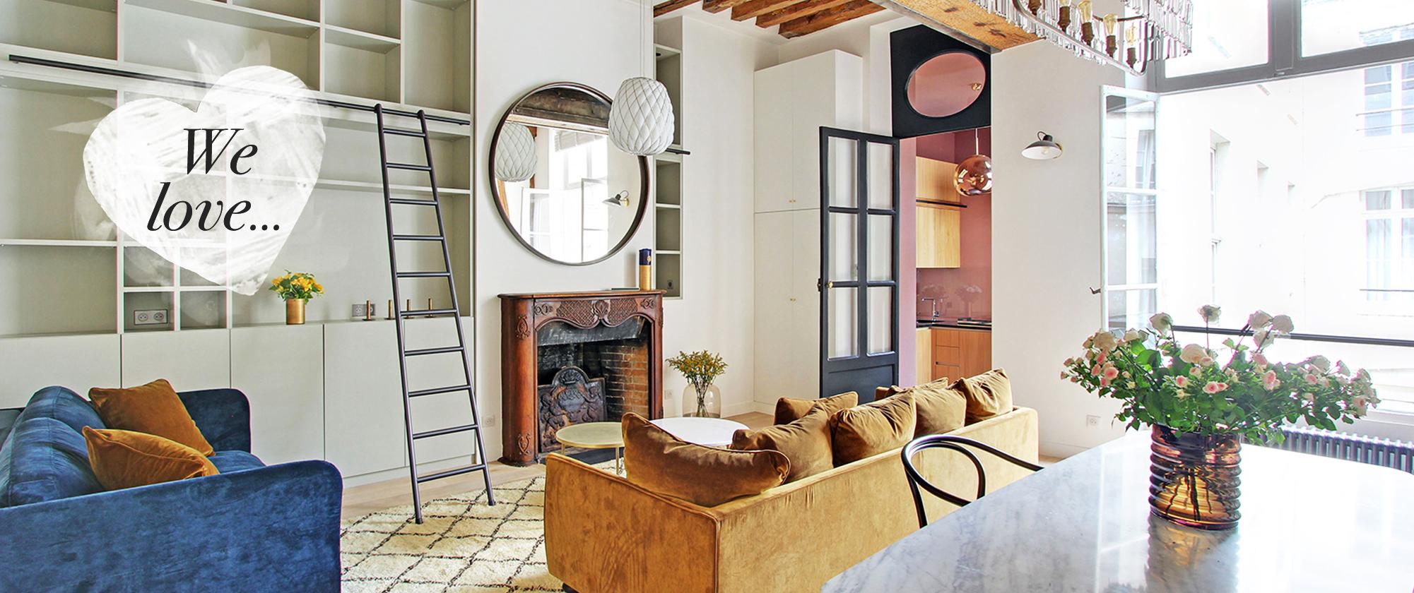 Dream Home: Lovely Living Rooms