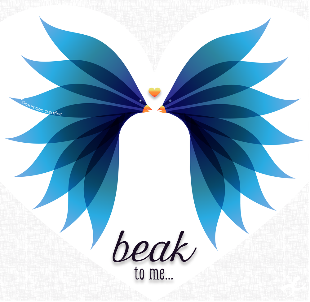 beak to me.png