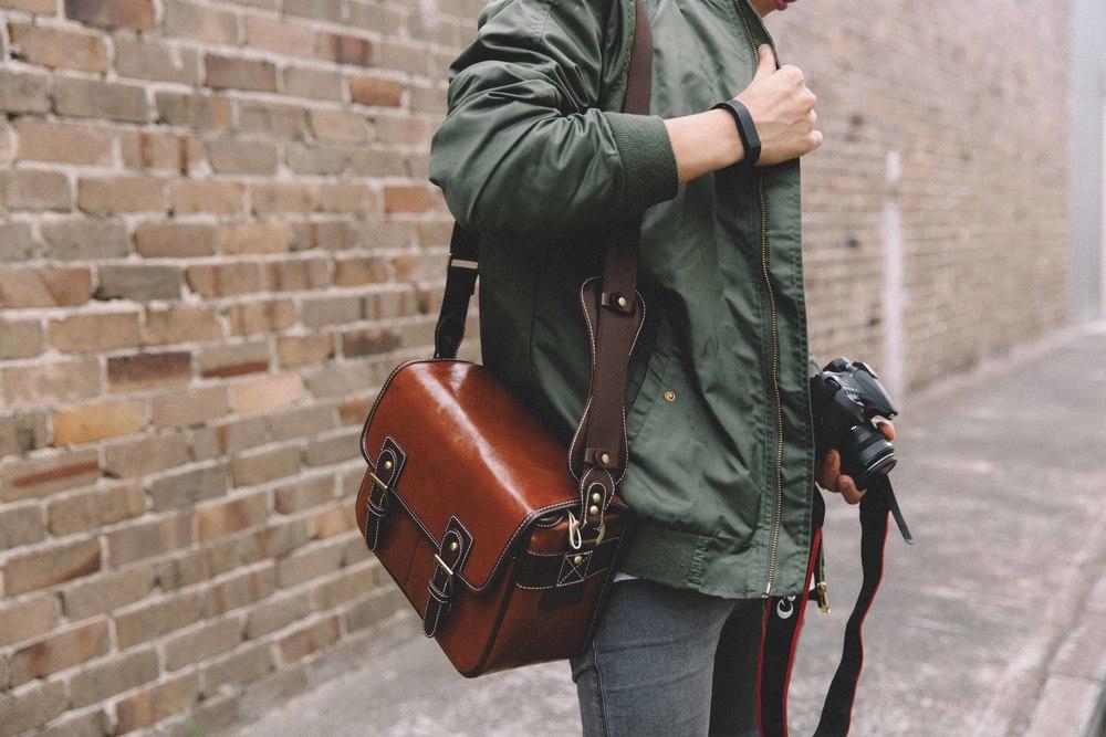 No More Ugly Camera Bags