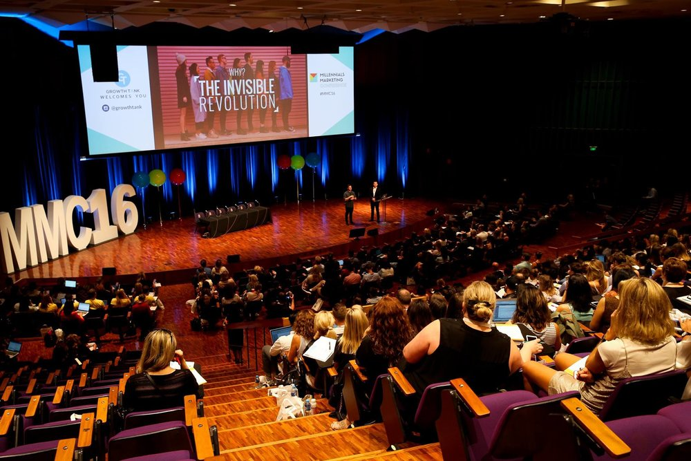 Millennials Marketing Conference (SYDNEY)