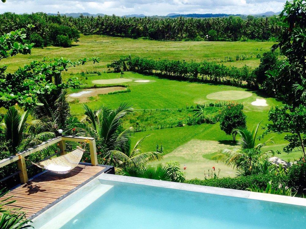 Villa Maya Golf Course