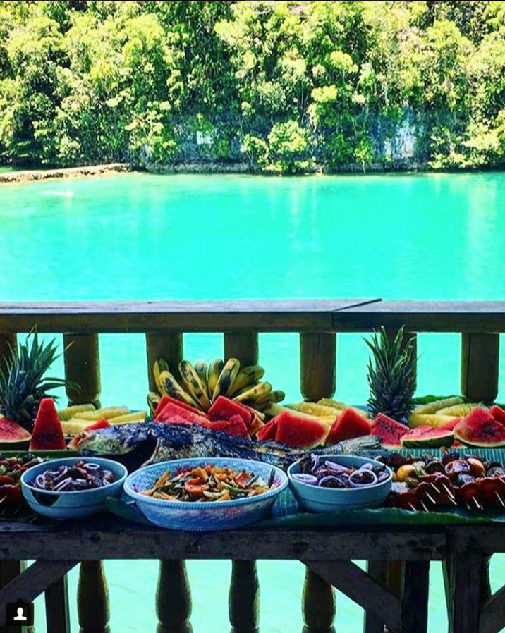 Kermit Lunch @ Sugba Lagoon 📸@anamaealipayo