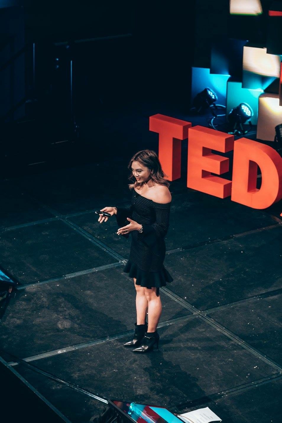 TEDx: Decoding the Stigma of Personal Development