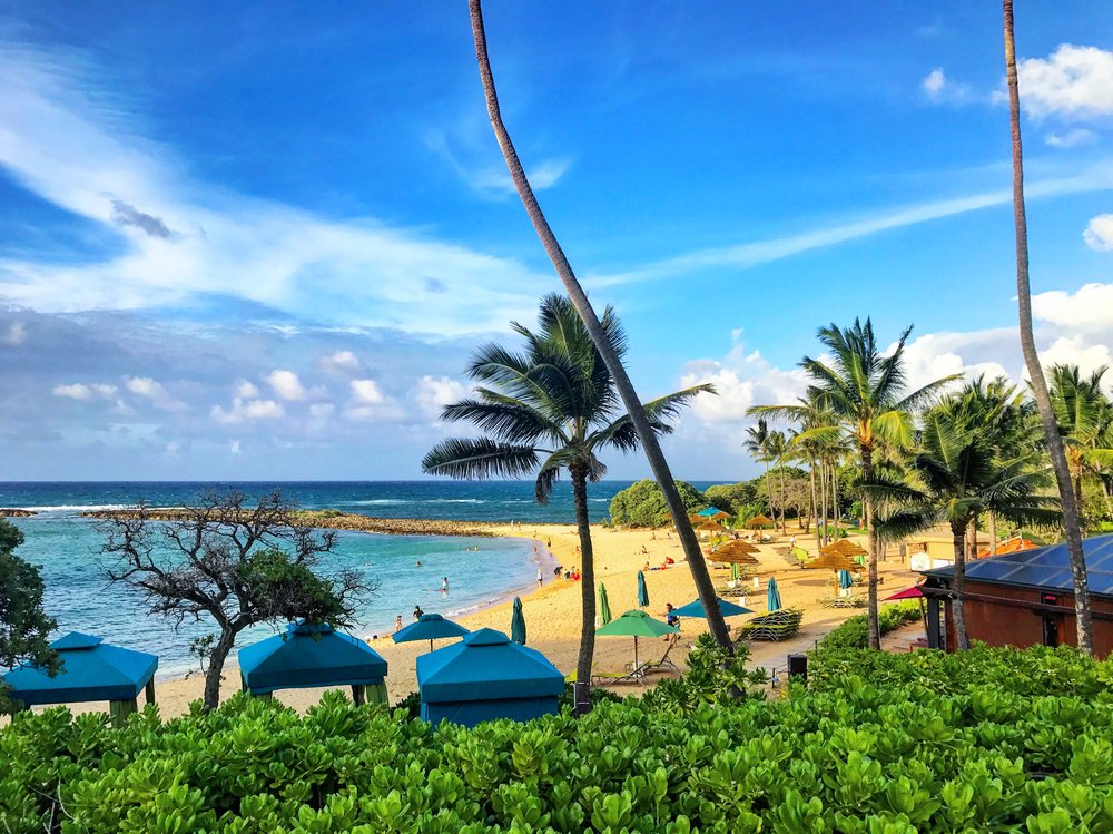 Turtle Bay Resort, North Shore.