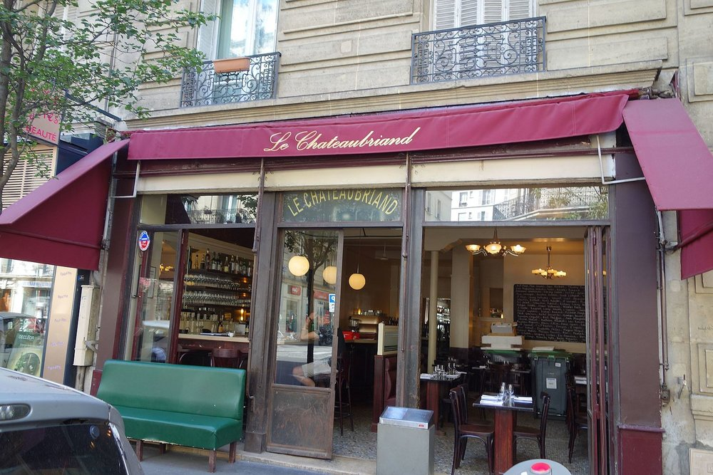 Photo of Le Chateaubriand by  Roll-Morton