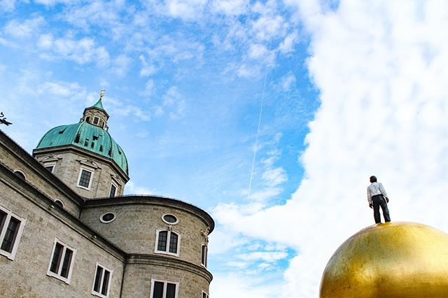 Sphaera. . . . . . #austria #austria🇦🇹 #sphaera #travel #salzburg #salzburgaustria #igersaustria #travelgram #traveler #instatravel #takemeback #explore #latergram #canon #canonphotography 📸 #thereisaworldoutthere #speechlessplaces #beautifuldestinations