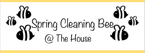 Saturday May 6th we will be meeting at The House to to some light maintenance, and some good spring cleaning!  And we want YOU to join us!  Join us between 9 and noon to help spruce up the place!
