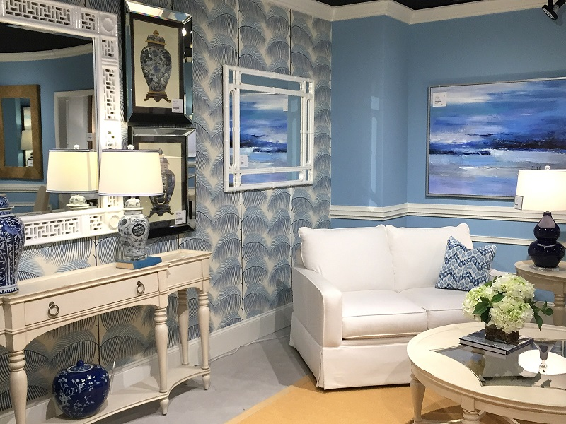 trending colors, blue rooms, blue walls