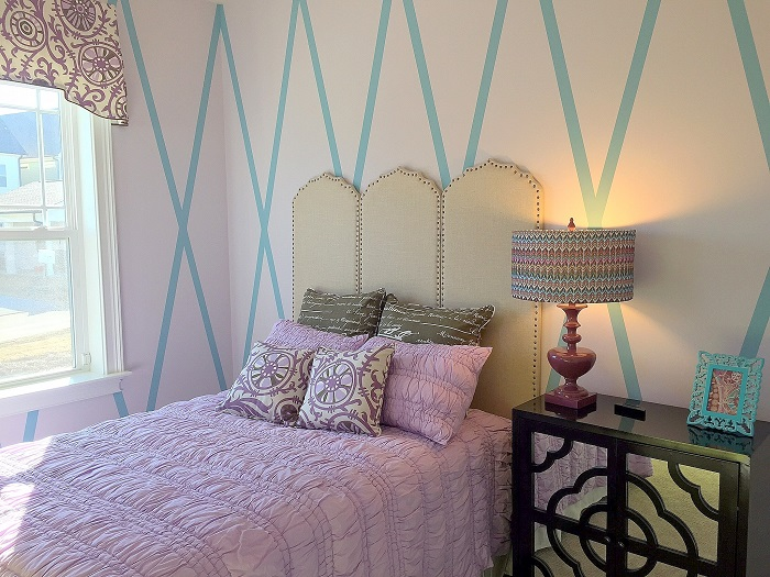 diy wall paint ideas, girls bedroom ideas, teen bedroom