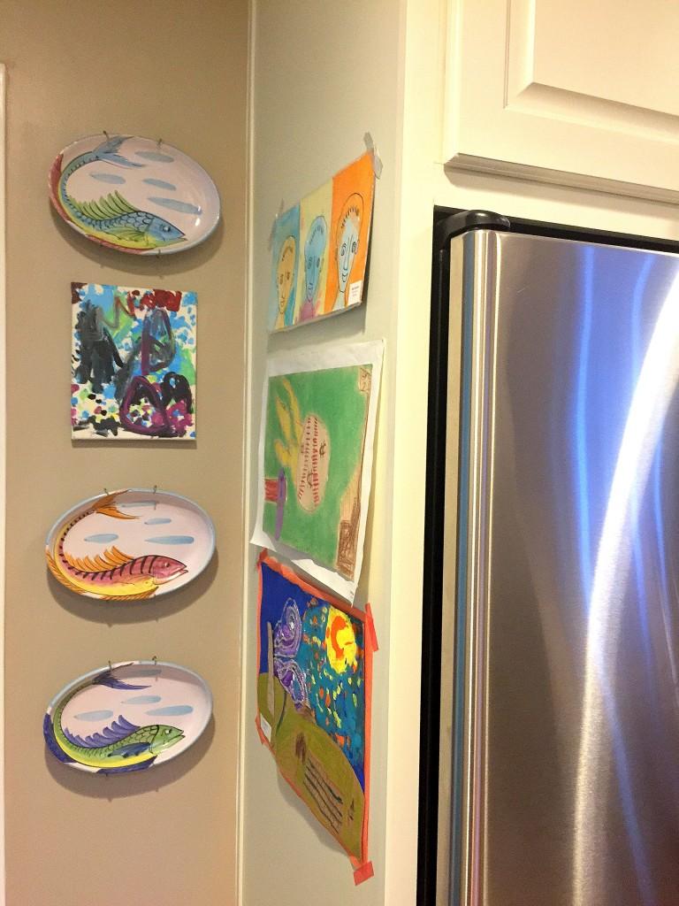 Vietri Italian pottery, art class, kids art, school art class, affordable art