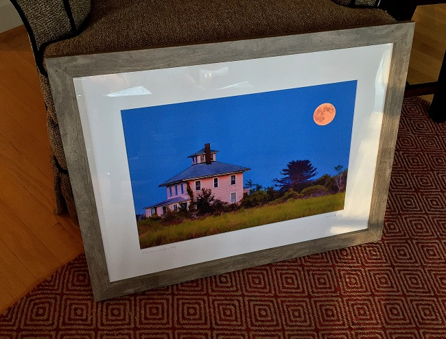 Jim Fenton, photography, affordable artwork, craft store frame, framing artwork