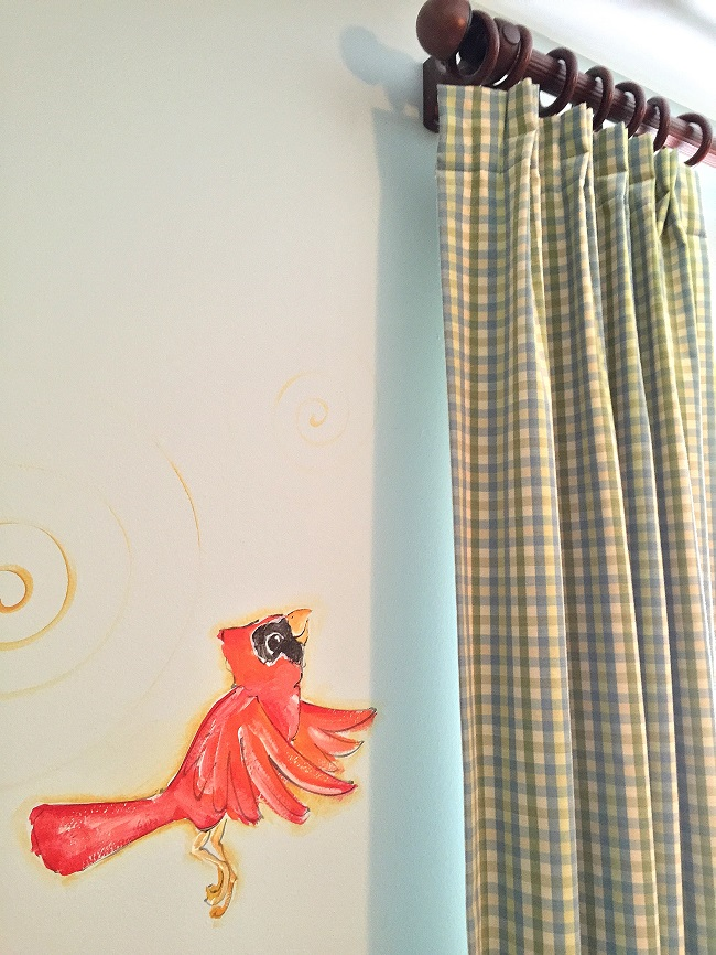 ideas for kids bedrooms, Raleigh interior design