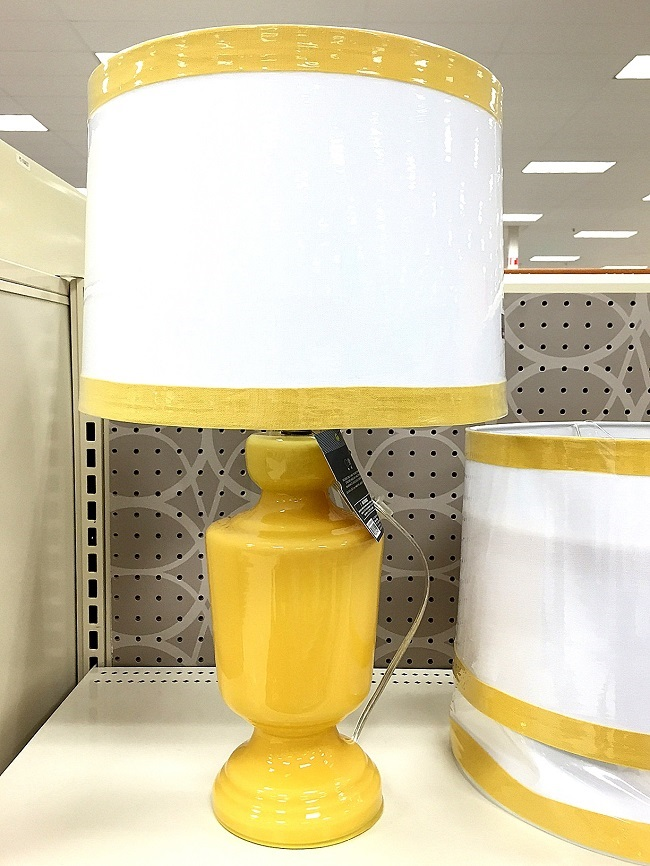 mustard, yellow, lamps for kids,  kitchen lamp, foyer light, interior design services Raleigh
