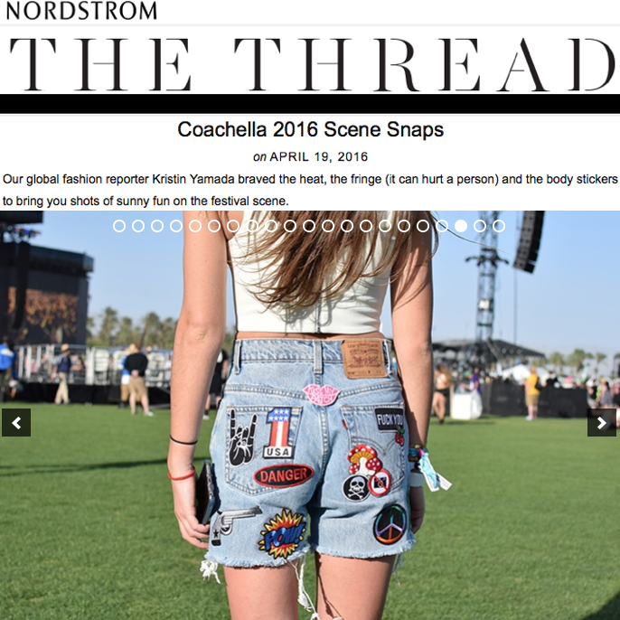 Unemployed Denim featured on Nordstrom's The Thread