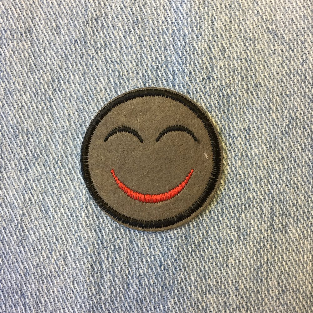 GREY SMILEY