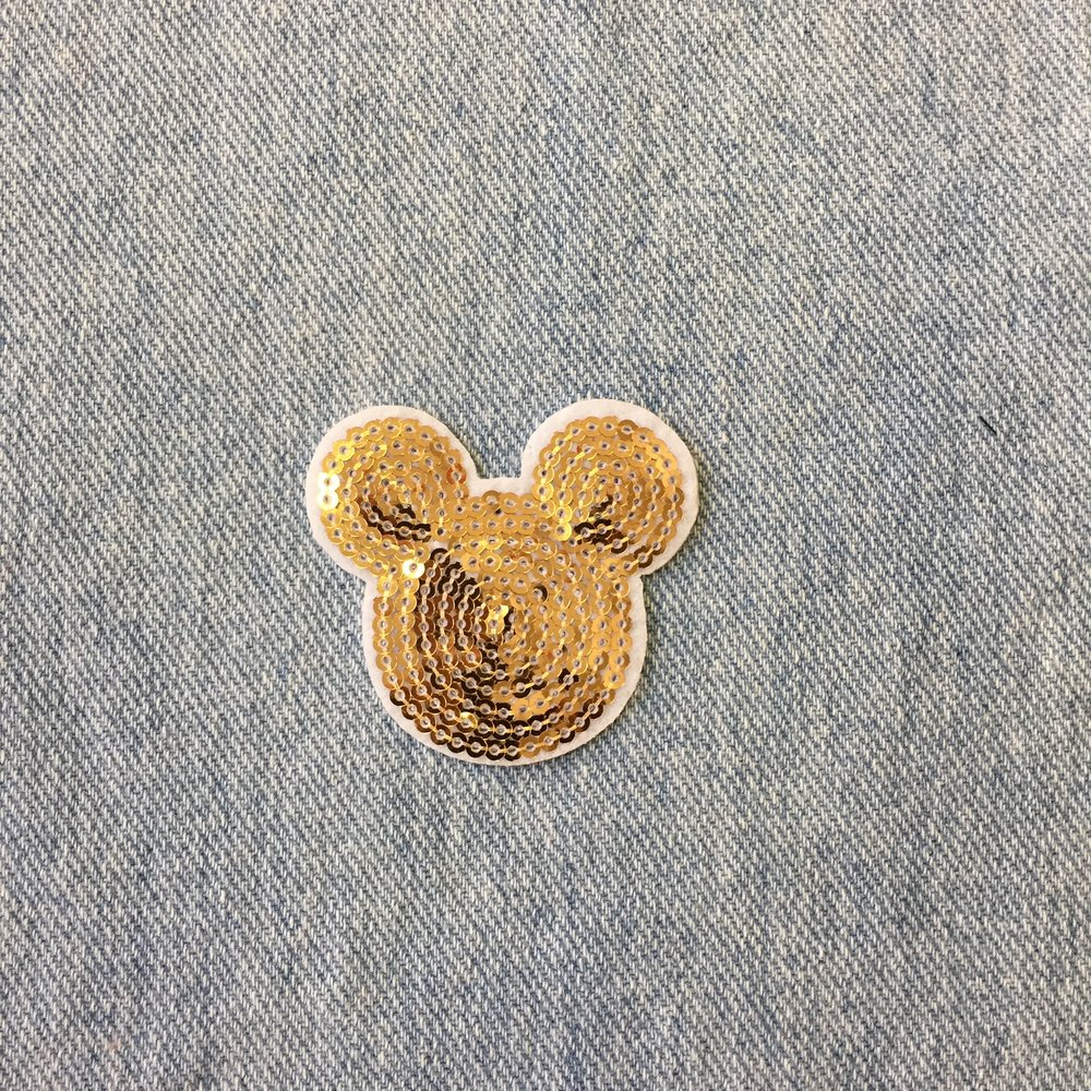 GOLD MICKEY - SOLD OUT
